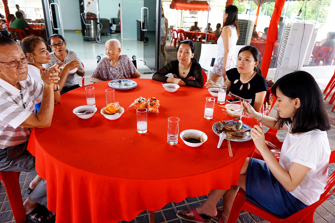 Chinese New Year Annual Luncheon