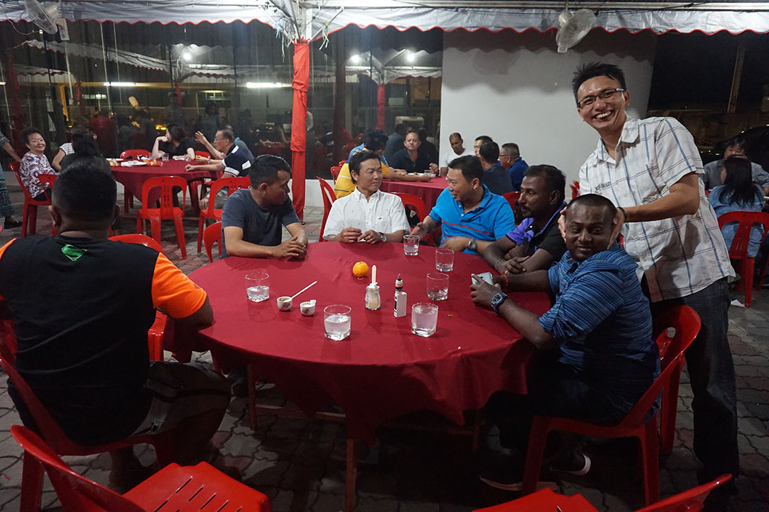 Chinese New Year Annual Dinner 2018