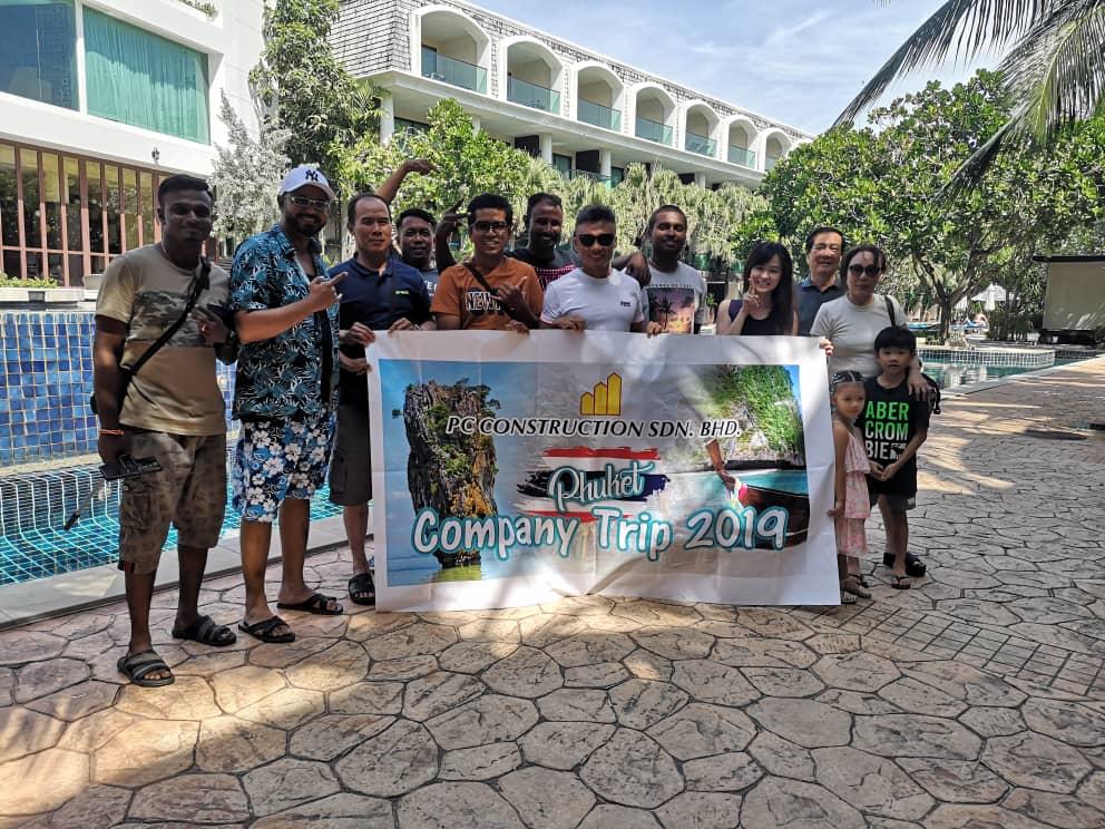 Company Trip – Phuket